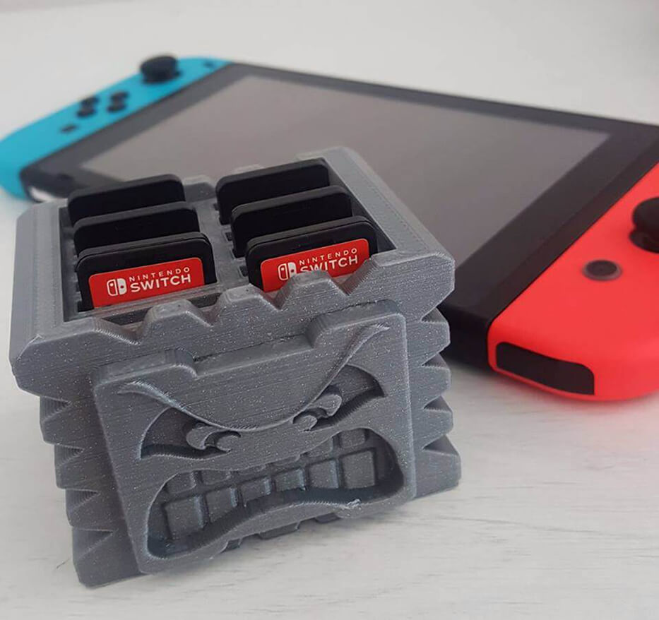 3d print nintendo switch